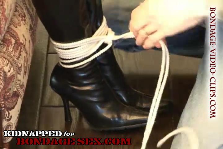 Free boot bondage 2