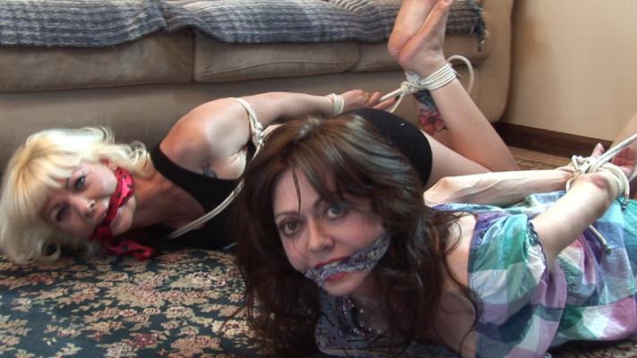 Getting into bondage 11
