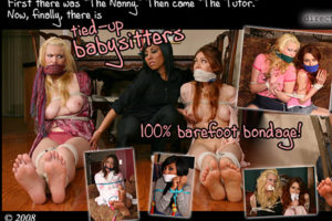 Tied Up Babysitters and Tied Moms Bonage Movie Download