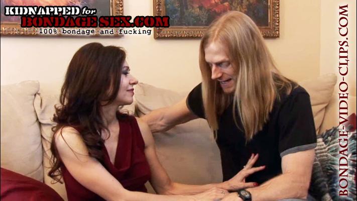 Waitress Natasha Flade Caught Stealing, Makes Bondage Sex Deal to Save Job!